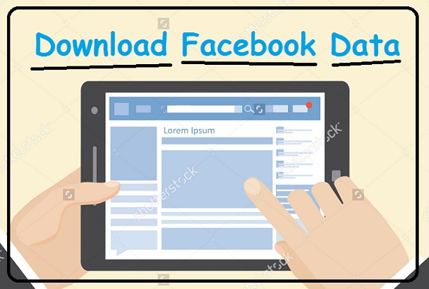 Facebook All Data Download Kaise Kare - How To Download Facebook Data With Android