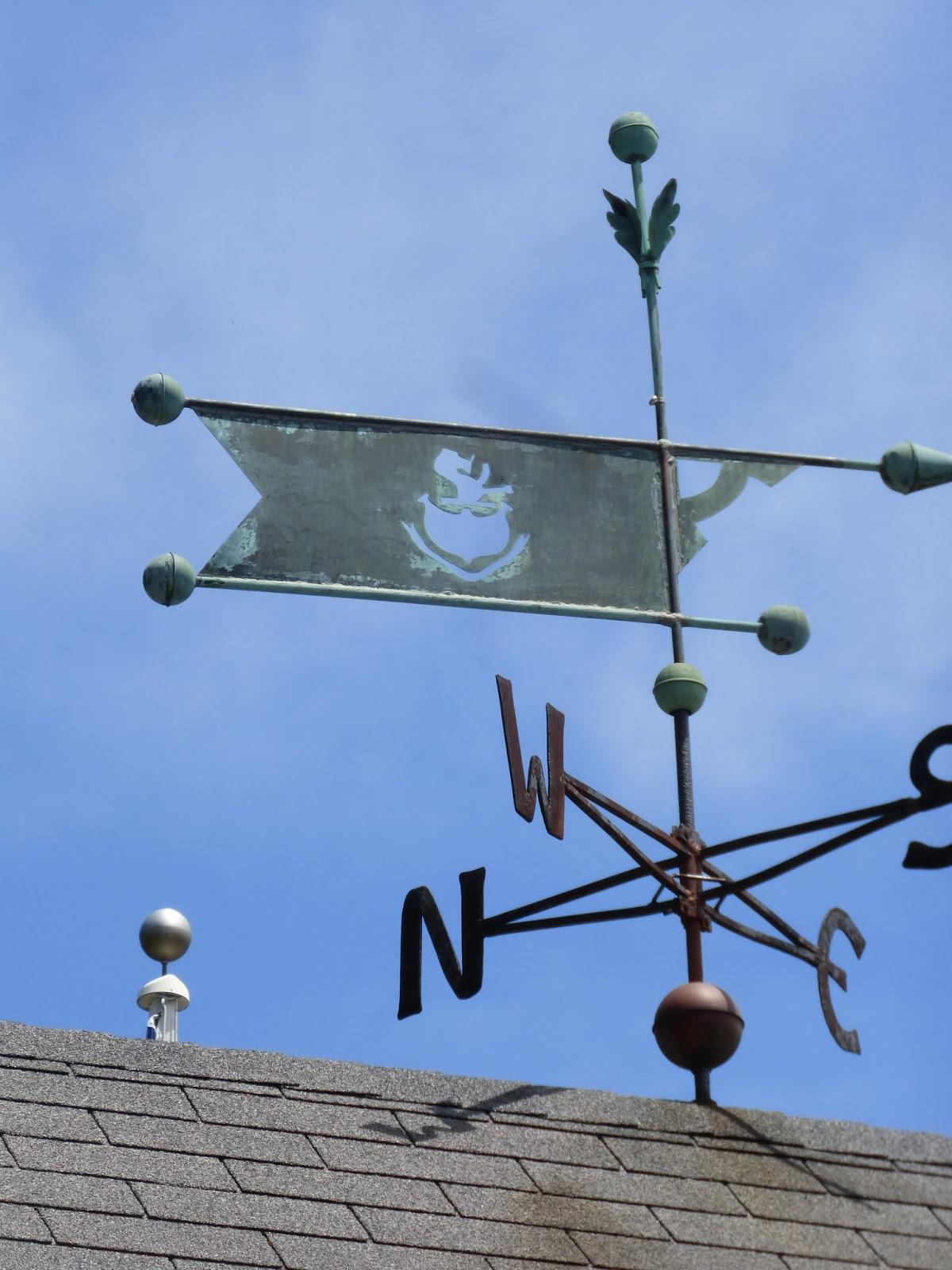 Weathervane Commonwealth Bank : weathervane, commonwealth, Nutfield, Genealogy:, September