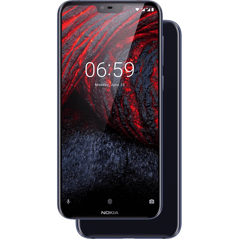 Nokia X6 is Nokia 6.1 Plus with Android One for the international market!
