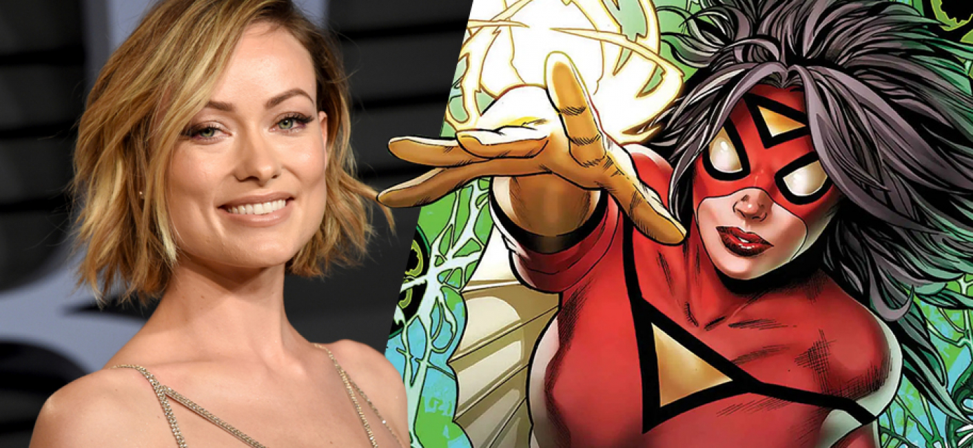 Olivia Wilde to direct a Marvel female character film for Sony