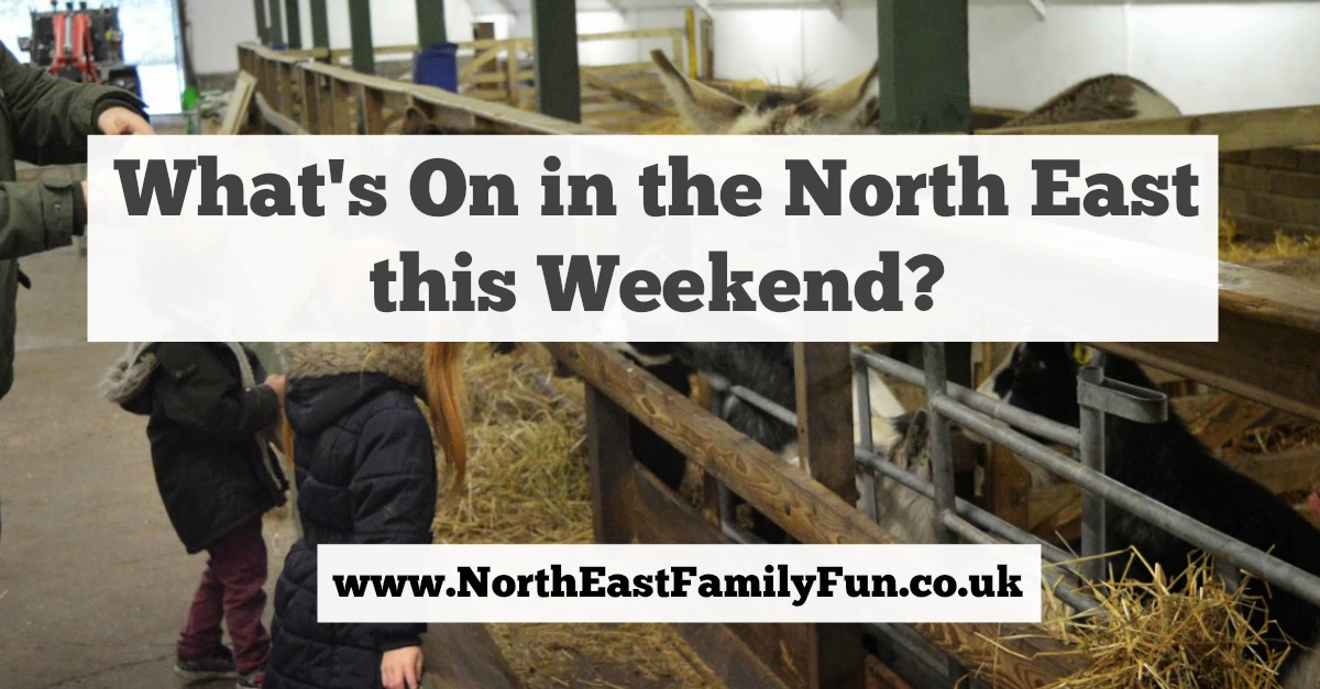 What's On in the North East for Kids | 11th & 12th February 2017