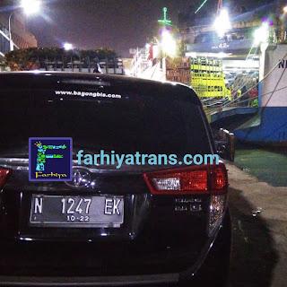 Ekspedisi kirim mobil Surabaya Banjarmasin dengan kapal roro cargo ferry pelni container