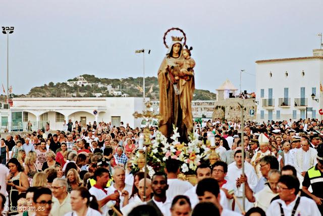 Fiestas del Carmen, Ibiza