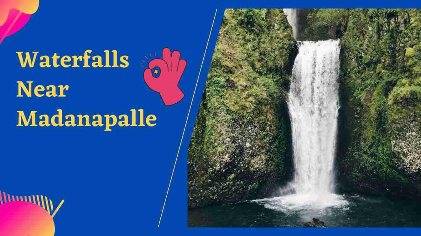 waterfalls near madanapalle