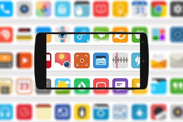 Paket Icon Terbaik dan Terbaru Untuk Android