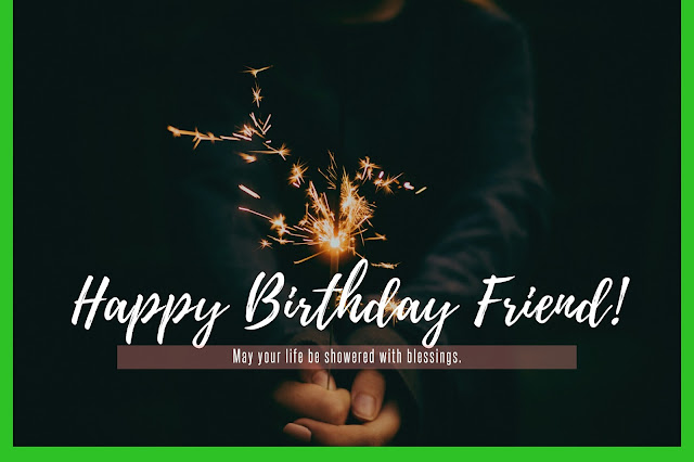 kumpulan ucapan happy birthday friend