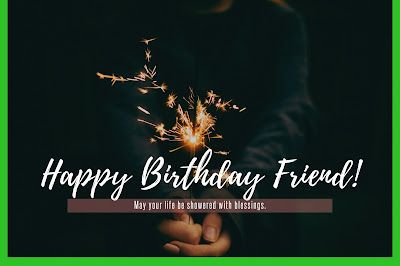 ucapan happy birthday friend