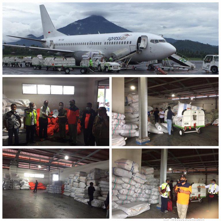Terima Dari BNPB, Besok Pemprov Sulut Salurkan Bantuan Bencana di Bolsel
