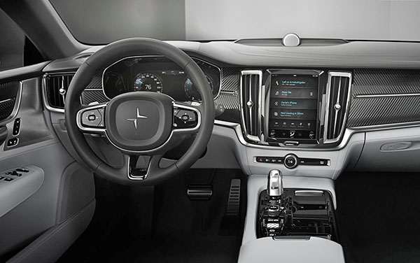 Burlappcar 2019 Volvo Polestar One