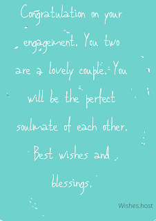 wishes for engagement