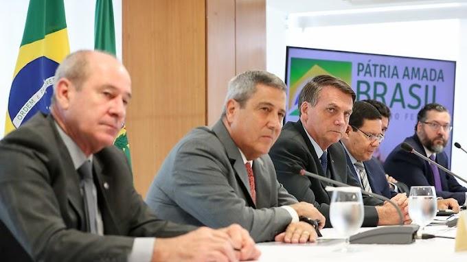 Reunião foi pública e nunca existiu Gabinete Paralelo, diz Osmar Terra