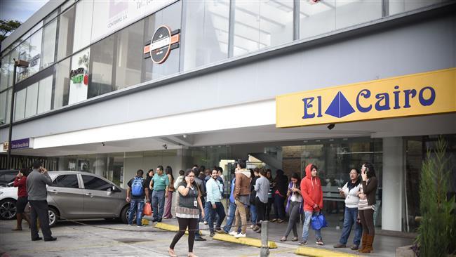 6.8-magnitude earthquake strikes Guatemala, El Salvador