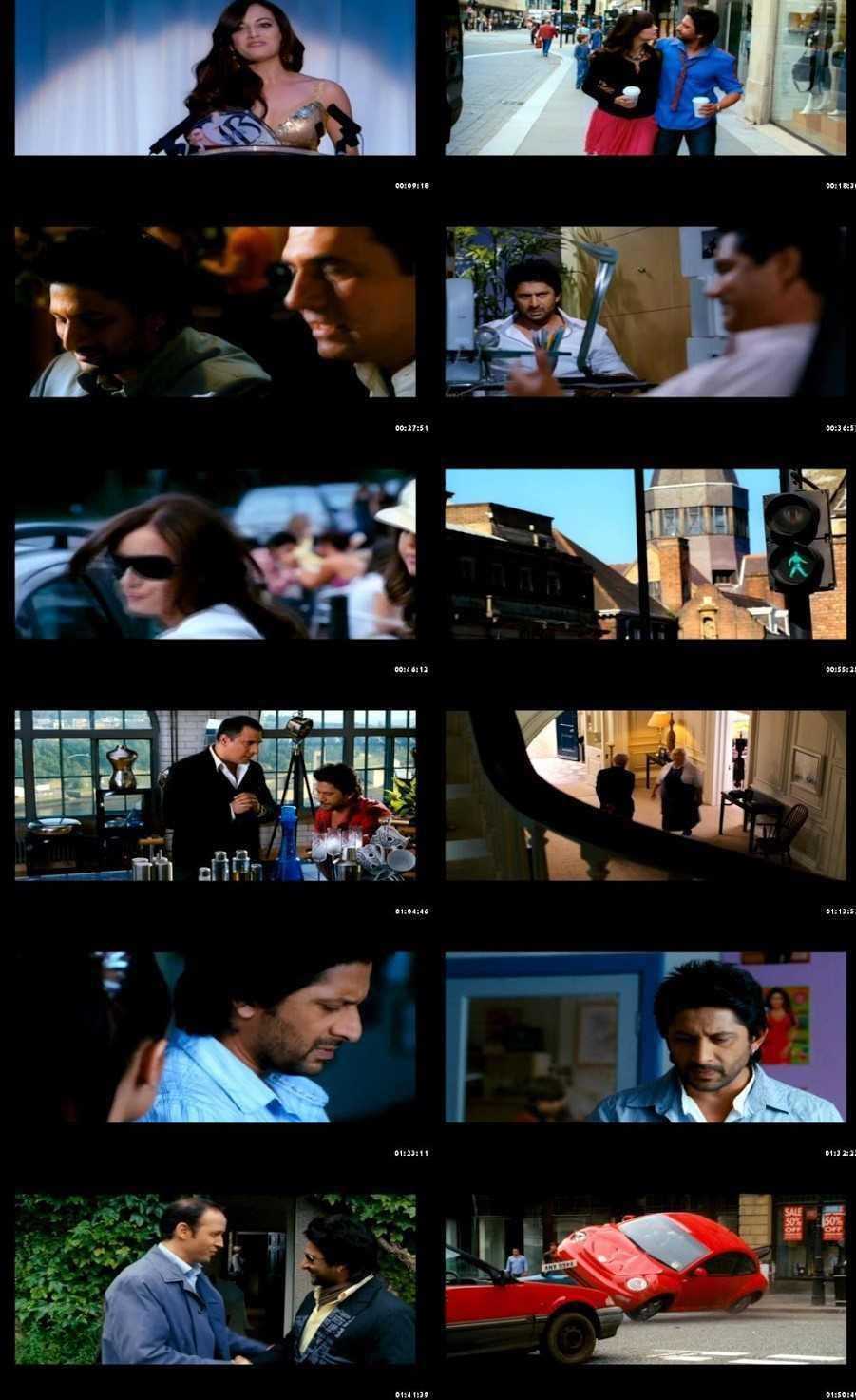 Hum Tum Aur Ghost 2010 Screenshot