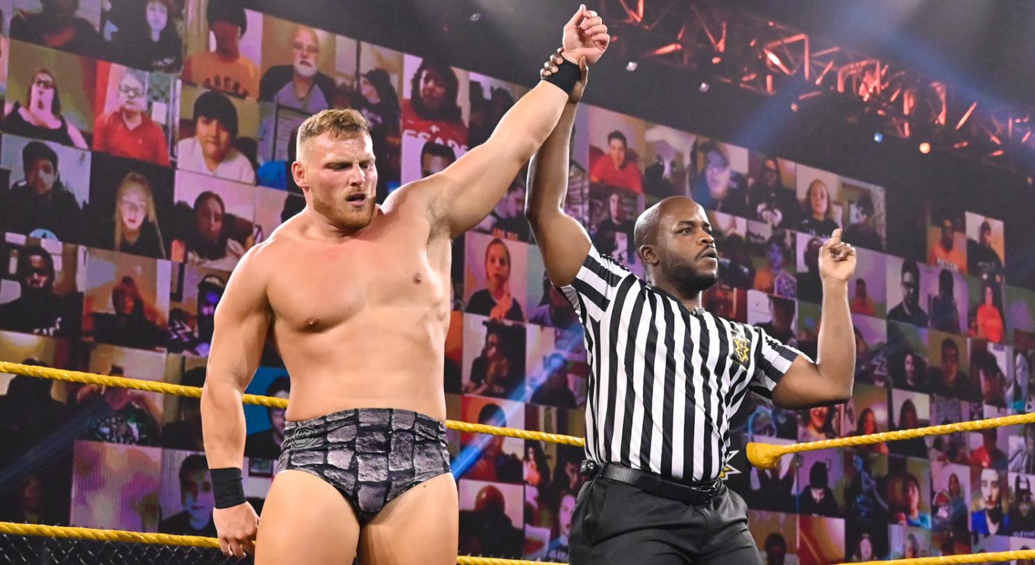 Ridge Holland passou por cirurgia após lesão no WWE NXT