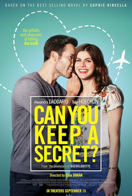 Can You Keep a Secret? [2019] [DVD R1] [Latino] [Menu Editado]