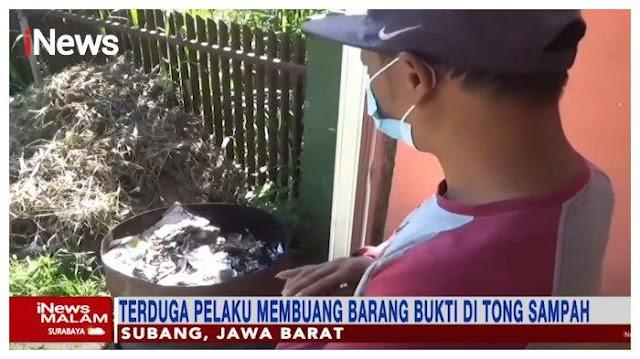 Kasus Subang, Saksi Ngaku Sempat Lihat Yosef Bersihkan Ceceran Darah di Lantai tapi Langsung Diralat