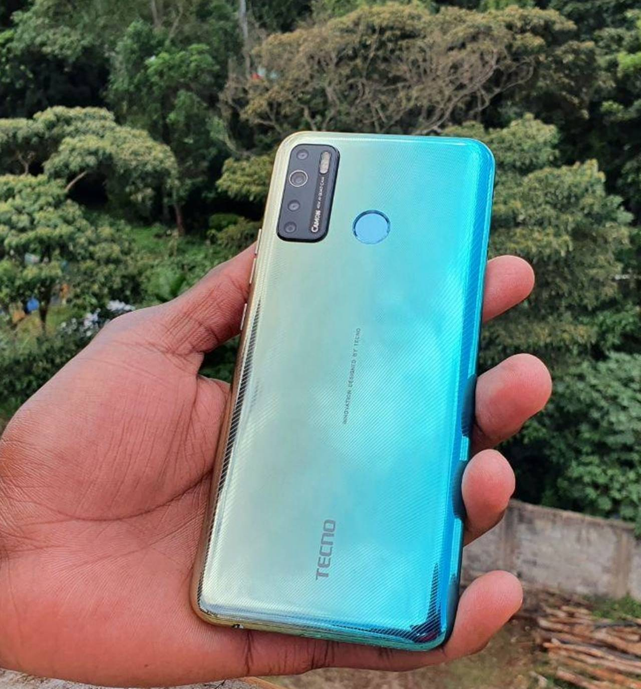 Tecno Camon 15 Review, Specifications and Price
