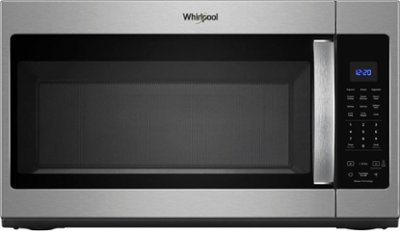 Whirlpool Wmh32519hz Microwave Features Specs And Manual