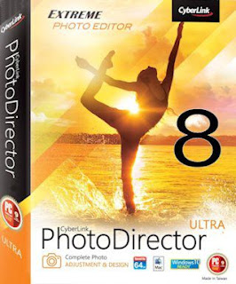 CyberLink PhotoDirector 8 2017 Free Download