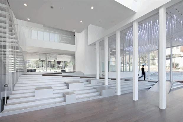 White Block Ssd Architecture