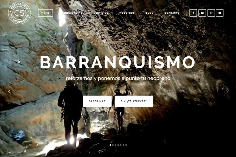 Nueva web para reparar tu neopreno en www.reparaciondeneoprenos.es