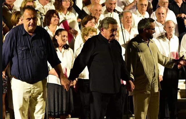 Το Χορωδιακό Εργαστήρι Ναυπλίου αποχαιρετά τον Γιάννη Κόντη