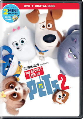 The Secret Life of Pets 2 [2019] [DVD R1] [Latino]