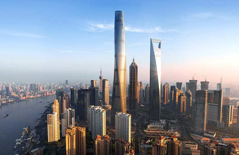 Самое высокое здание в мире ТОП 2