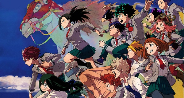 Boku no Hero Academia BD Subtitle Indonesia