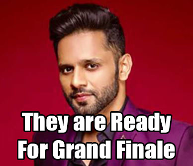 Rubina, Eijaz, Rahul and Nikki Tamboli are Ready For Weekend Episode Grand Finale