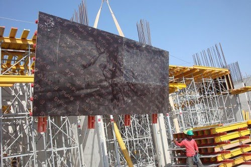The Civil Blog: Design and Construction of Concrete Formwork