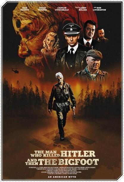 O Homem que matou Hitler e depois o Pé Grande Torrent 2019 (WEB-DL) 720p | 1080p – Download