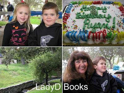 Birthday Party: LadyD Books