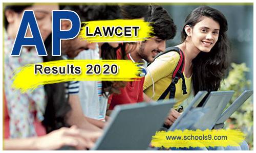 Andra Pradesh LAWCET & PGLCET Exam Results 2021