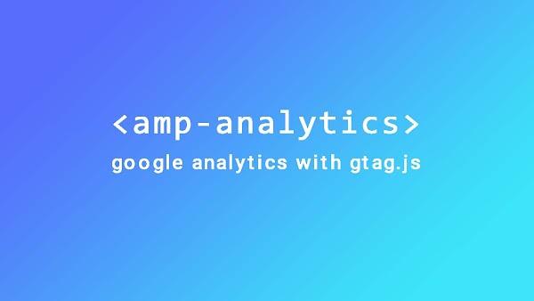 Amp-analytics Untuk Google Analytics Dengan gtag.js