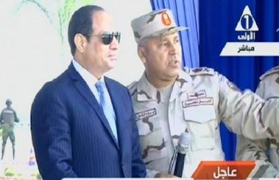 رسميا.. كما انفردنا من قبل : الرئيس السيسي يعلن بنفسه عن تولي كامل الوزير وزارة النقل