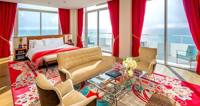 Εnjoy our best available rates at Casa Faena Hotel Miami Beach, luxuriate in the charming guest rooms and suites.