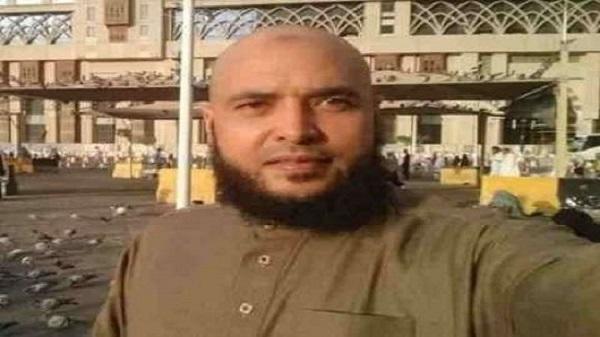 المعلم المصري المقتول بالسعودية