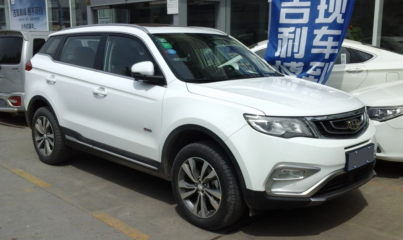 Now as for proton the first step most of us will see would be the rebranding of a geely suv like the boyue suv pictured above one look at this and