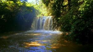 Wisata Manado - Air Terjun Kima Atas