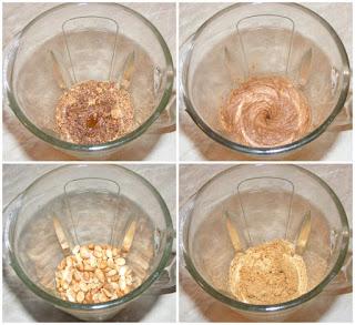 retete unt de arahide, reteta unt de arahide, preparare pasta de alune, retete culinare, unt de alune reteta,
