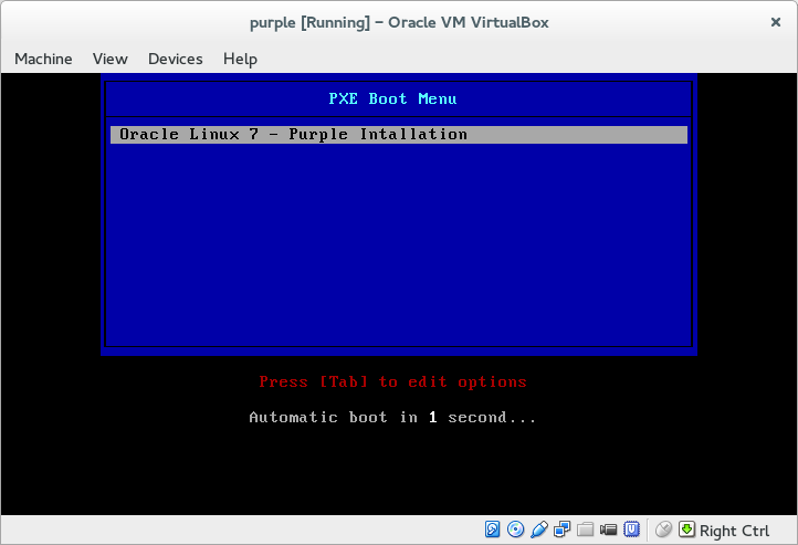 How to Install Oracle Linux 7 with Kickstart, PXE and Dnsmasq