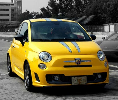 Newabarth Tf Yellow
