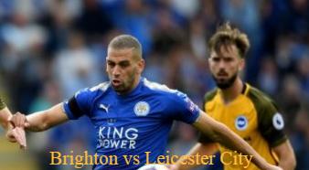 Brighton vs Leicester City