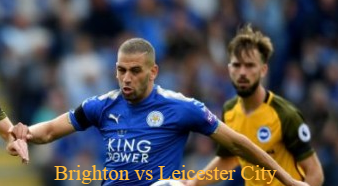 Brighton vs Leicester City
