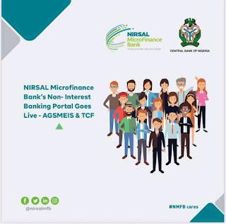 Nirsal Microfinance non interest loan
