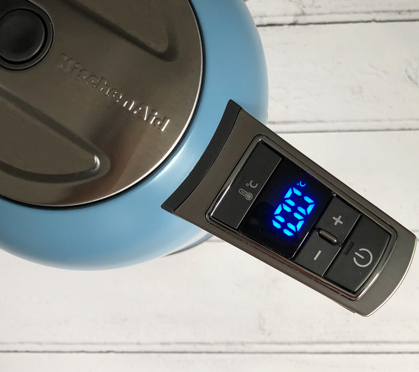 KitchenAid Kettle Temperature Display