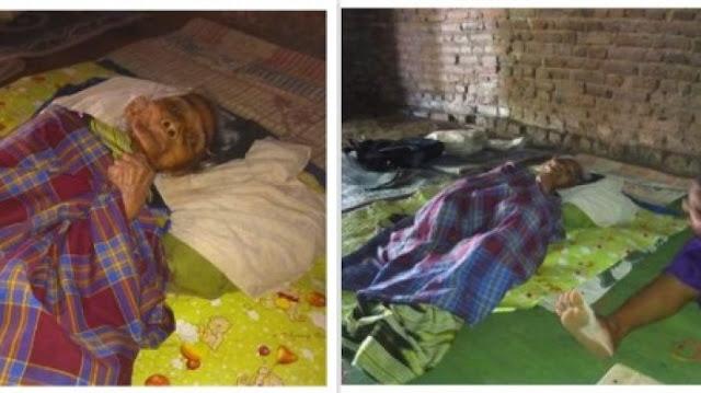 Anaknya Tak Pulang Selama 40 Tahun, Nenek Asal Ponorogo Yang Lumpuh Ini Hidup Memprihatinkan