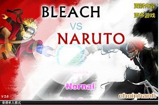 Bleach Vs Naruto 2.6 - Chơi game Naruto 2.6 4399 trên Cốc Cốc a
