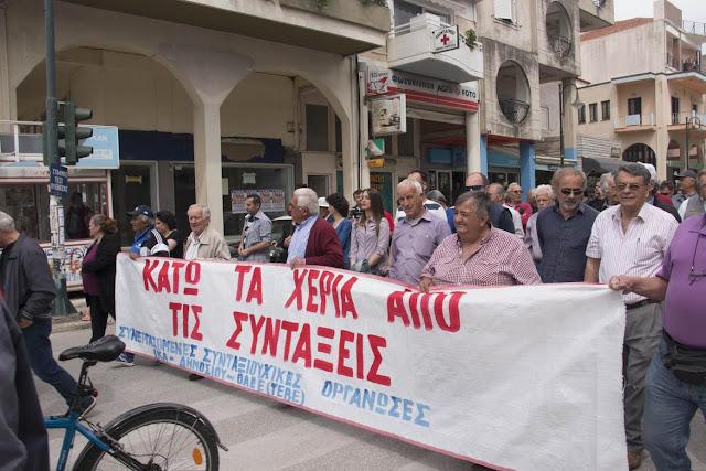 Πρέβεζα: Απεργιακή συγκέντρωση των ταξικών δυνάμεων στην Πρέβεζα